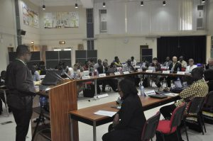 Picture of Bonaventure Omondi Aman of Bioversity International, Burundi